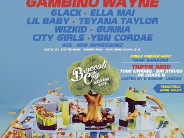 EVENT REVIEW: Broccoli City Festival 2019