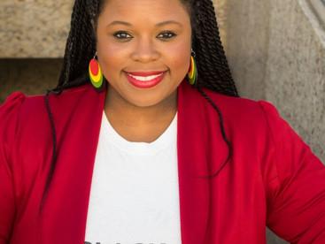 BRAND SPOTLIGHT: LaTricea Adams (Black Millennials For Flint)