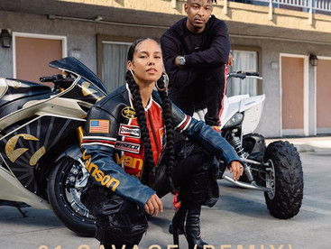 "NEW MUSIC ALERT: Alicia Keys ""Show Me Love Remix"" ft. 21 Savage"