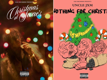 """NEW MUSIC ALERT: Rae Sremmurd & Ear Drummers """"Christmas at Swae's"""" & """"Nothing"""