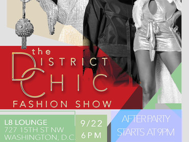 """EVENT REVIEW: Brian Lamont x Taylor C PRESENTS """"The District Chic Fashion Show"""""""