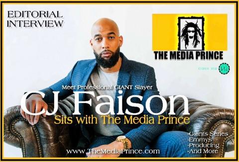 Meet Professional GIANT Slayer CJ Faison