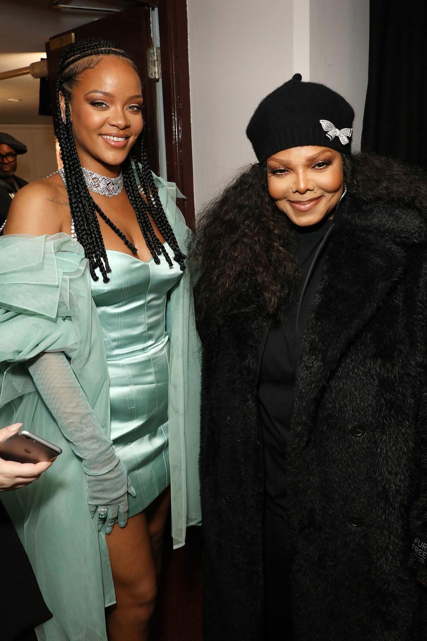Rihanna Janet