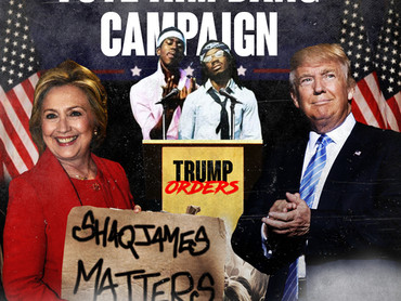 "MIXTAPE SPOTLIGHT: Shaq James ""Shaq James Matters (Trump's Orders)"""