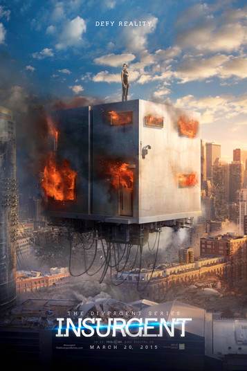 The Sequel to Divergent will be here soon!!!!!