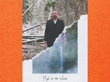 "NEW ALBUM ALERT: Justin Timberlake ""MAN OF THE WOODS"""