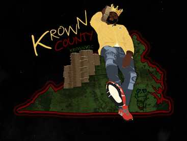 "NEW EP ALERT: Krown Vic ""Krown County"""