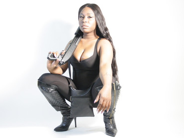 ARTIST OF THE MONTH: Dria