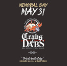 """#THROWBACKEXPERIENCE: 777 & Ultimate Fitness PRESENTS """"Crabs & Dabs"""""""