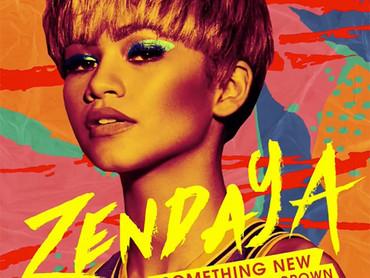 "NEW MUSIC ALERT: ZENDAYA FEAT. CHRIS BROWN ""SOMETHING NEW"""