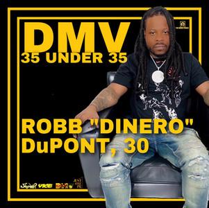 """Robb """"Dinero"""" DuPont"""