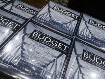 Breaking down the Obama budget for the new Fiscal Year