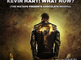 """NEW MIXTAPE ALERT: KEVIN """"CHOCOLATE DROPPA"""" HART'S {WHAT NOW?} (THE MIXTAPE)"""