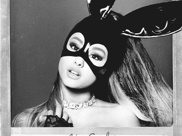 "NEW MUSIC ALERT: Ariana Grande ""Dangerous Woman"""