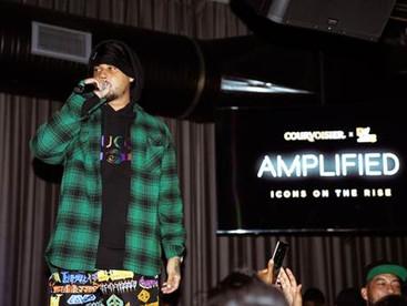 Amir Obè had us Drunk off Courvoisier, should we blame Def Jam?