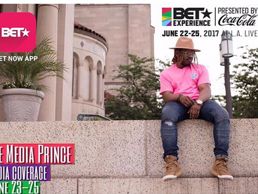 #TMPCheckout: The Media Prince Takes Los Angeles (BET Experience Weekend)