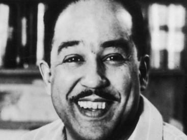 BLACK HISTORY MONTH ACKNOWLEDGEMENT: Langston Hughes