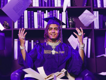 "NEW ALBUM ALERT: Lil Pump ""Harvard Dropout"""