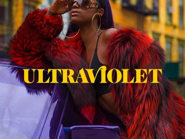 "NEW ALBUM ALERT: JUSTINE SKYE'S DEBUT ALBUM ""ULTRAVIOLET"""