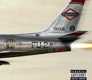 "NEW ALBUM ALERT: Eminem ""Kamikaze"""