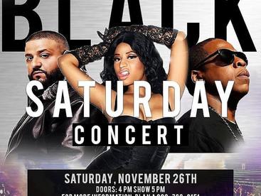 EVENT REVIEW: Black Saturday Concert