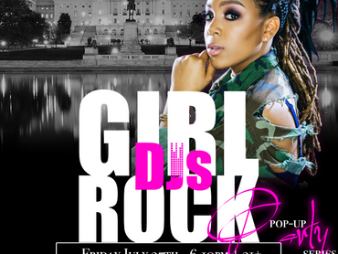 """EVENT REVIEW: Ladeejays of the DMV PRESENTS """"Girl DJ's Rock"""""""