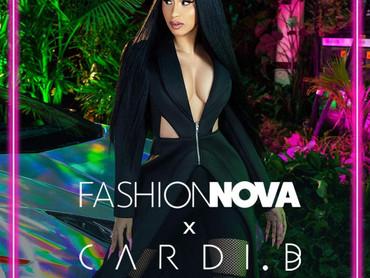 You Could Buy Designer, But that Fashion Nova Fit: (Cardi B x Fashion Nova times two)