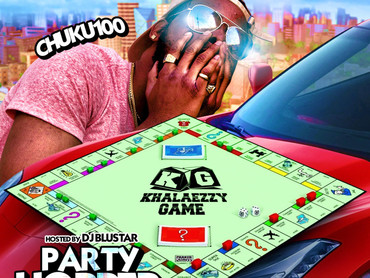 "NEW MIXTAPE ALERT: Chuku100 ""Party Hopper"""