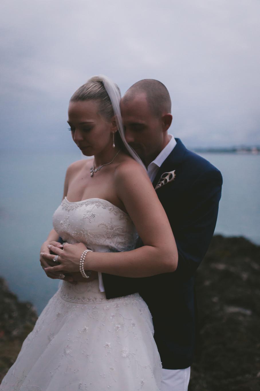 Double Wedding in Jamaica
