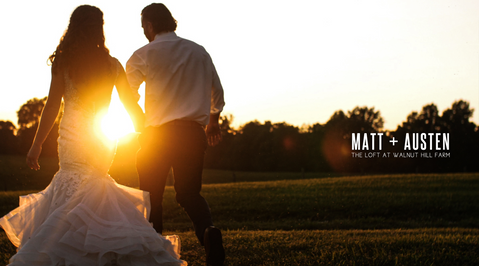 South Bend Wedding Videographer