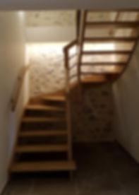Escalier grenoble