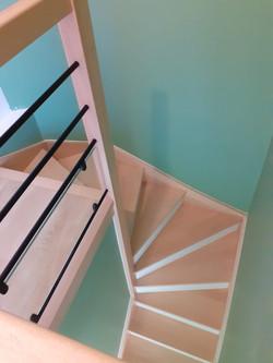 escalier BAYON