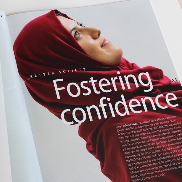 TAU Annual Report 2017 Salam