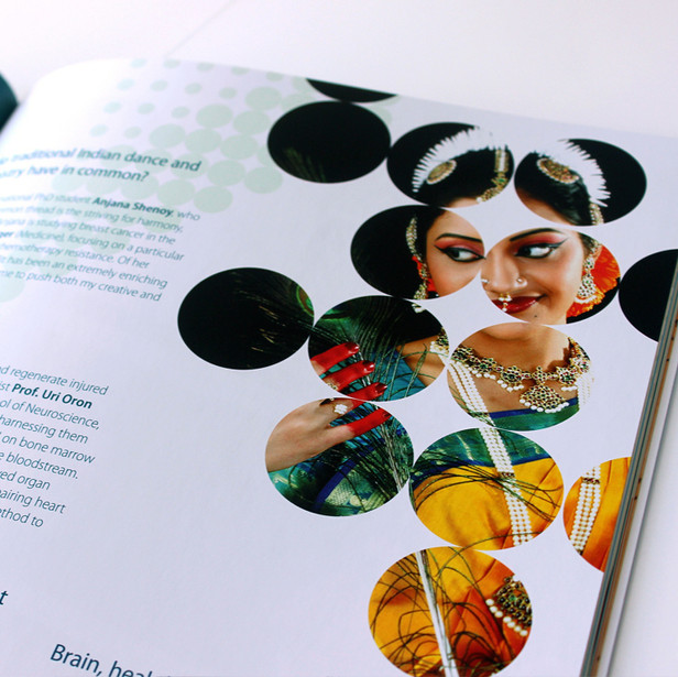 TAU Annual Report 2018 Dance
