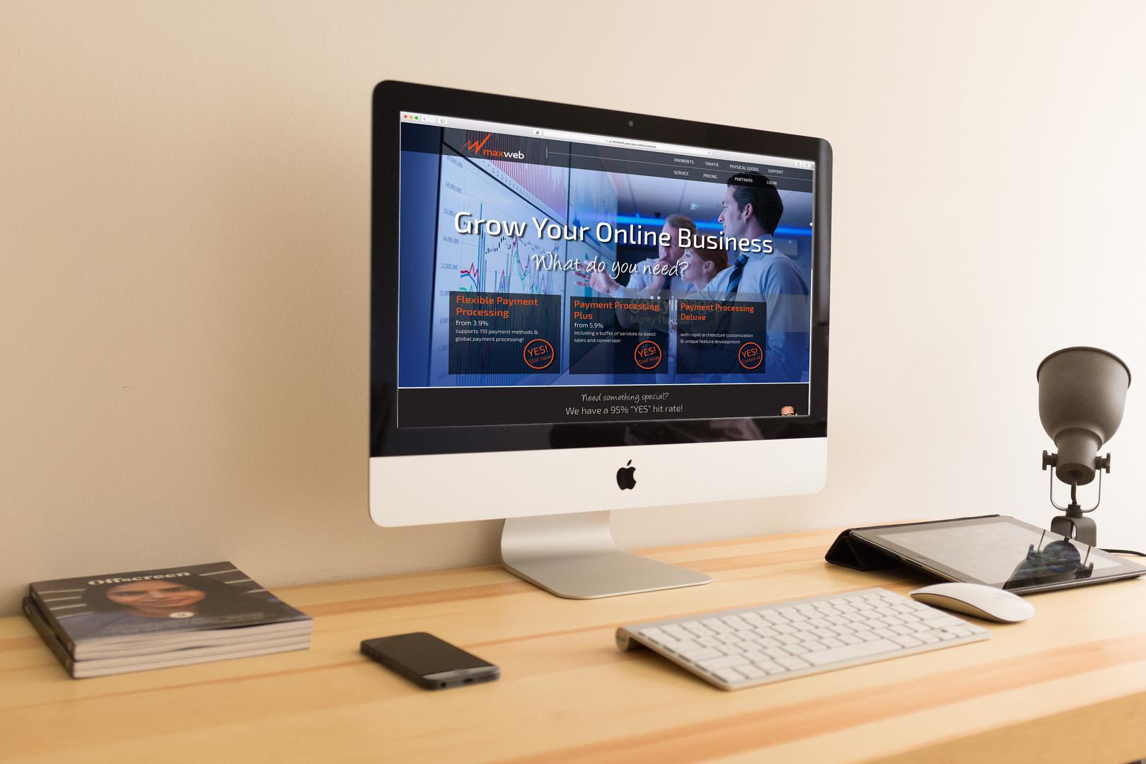 MAXWEB Web Design