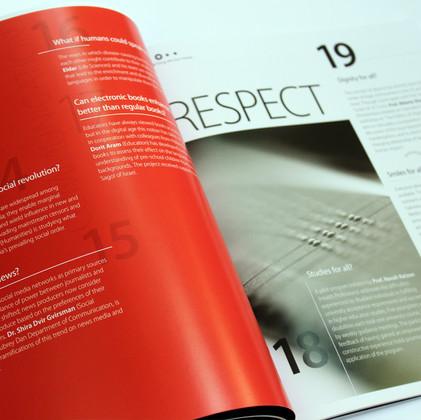 TAU Annual Report 2016 Respect