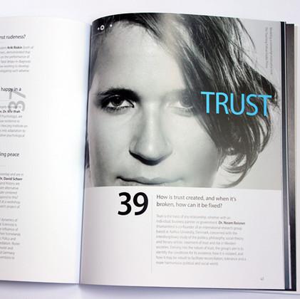 TAU Annual Report 2016 Conflict