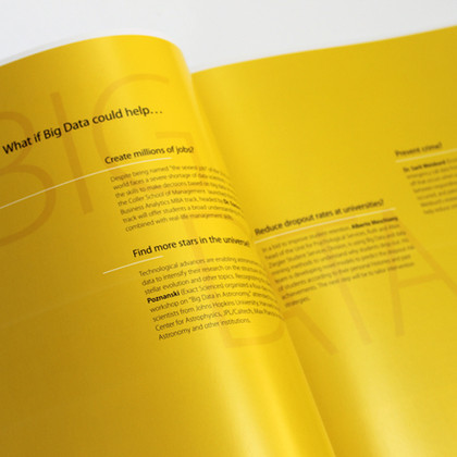 TAU Annual Report 2016 Bigdata