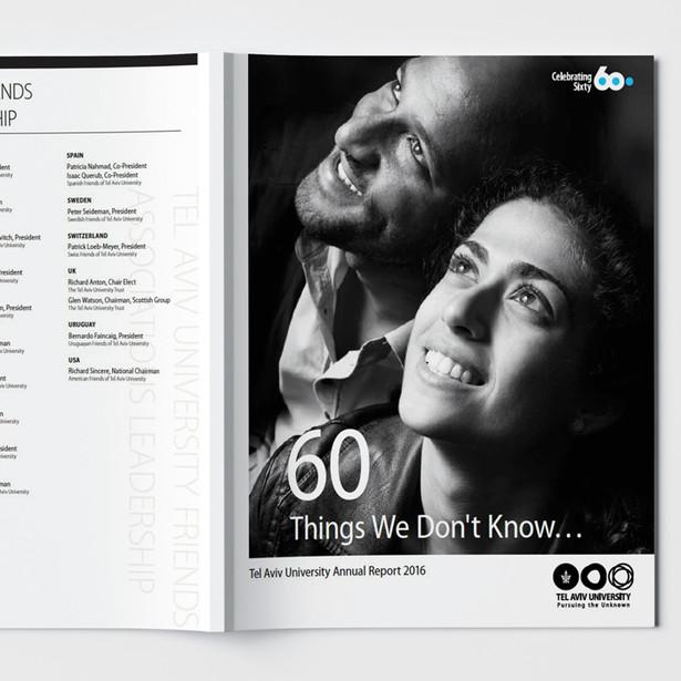 TAU Annual Report 2016 Cover