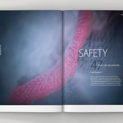 TAU Annual Report 2016 Fish