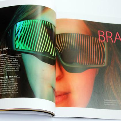 TAU Annual Report 2016 Brain