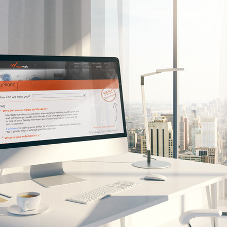 MAXWEB Website Design
