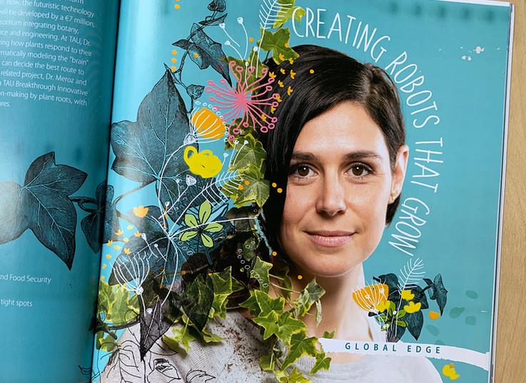 Tel Aviv University 2019 Annual Report - Art Direction / Design