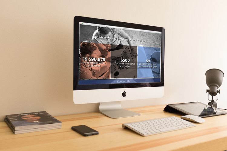 MAXWEB web Design