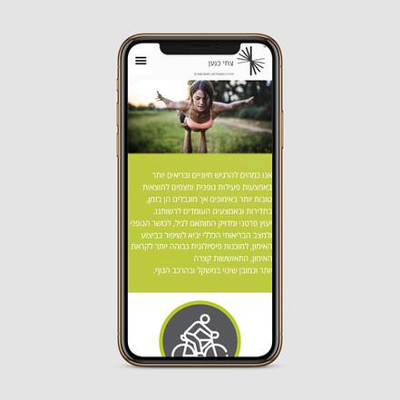 Tzachi Knaan Responsive Website Design