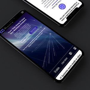 DeepCoding Responsive Website