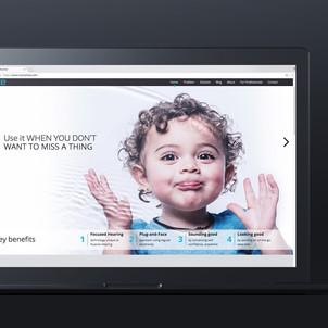 Nuance Website Design