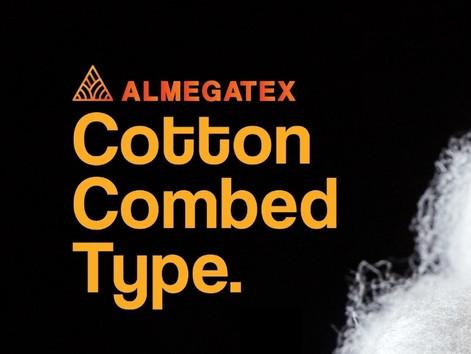 Jenis - jenis Bahan Kaos Almegatex (Cotton Combed)