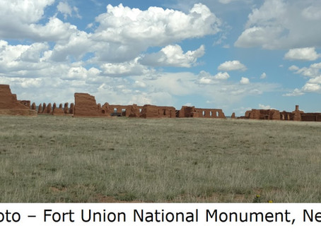 Fort Union – Safe Haven on the Santa Fe Trail