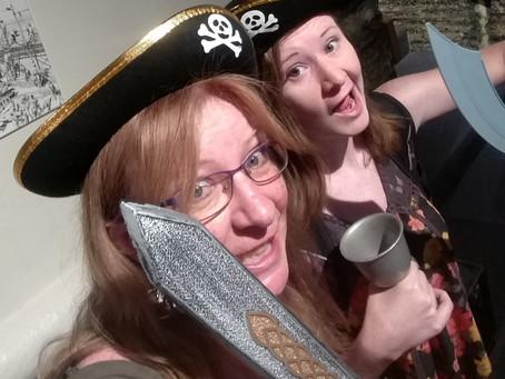 A Pirate or a Wrecker?
